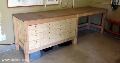 Pleasing Garage Workbench Machost Co Dining Chair Design Ideas Machostcouk